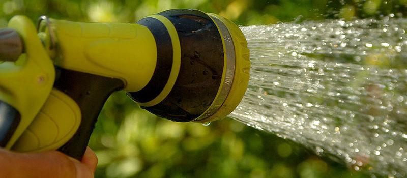 Mantenimiento bomba de riego jardín