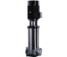 AIG PUMPS MULTI-STEP VERTICAL STAINLESS STEEL-304