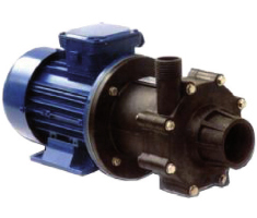 AIG PUMPS MAGNETIC DRIVE PUMPS IN POLYPROPYLENE OR PVDF