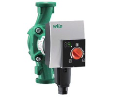 WILO CIRCULATOR PUMPS FOR HEATING AND AIR-CONDITIONING