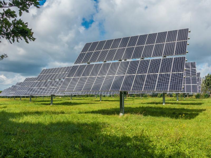 Bomba solar Grundfos, soluciones sostenibles de bombeo