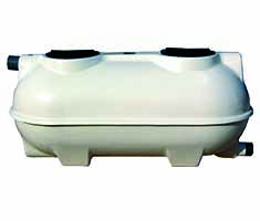 AIG PUMPS COMPACT SEPTIC PIPE PURIFIERS WITH BIOLOGICAL FILTER