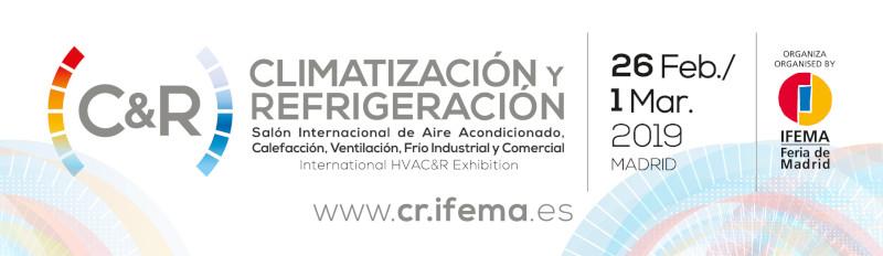 Feria Climatización y Refrigeración. Salón Internacional de Aire Acondicionado, Calefacción, Ventilación, Frío Industrial y Comercial
