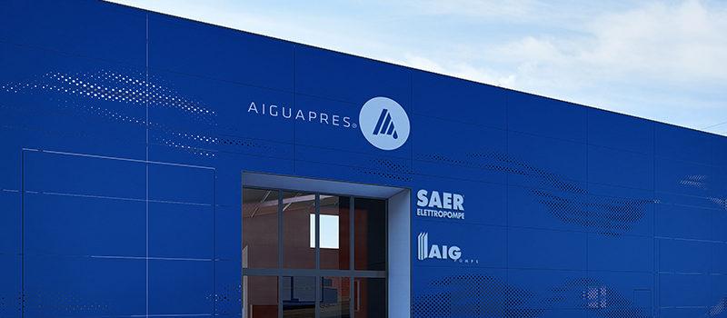 Nuevas instalaciones Aiguapres